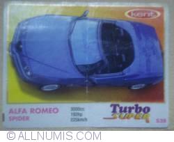 Image #1 of 539 - Alfa Romeo Spider