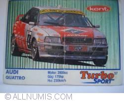 Image #1 of 57 - Audi Quattro