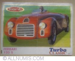 Image #1 of 91 - Ferrari 125 S
