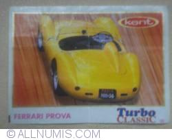 Image #1 of 98 - Ferrari Prova