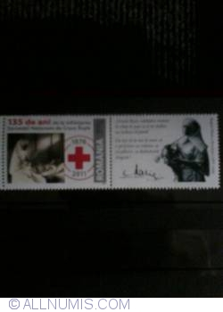 Image #1 of 3,10 lei 2011 - Red Cross