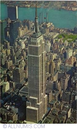 Image #1 of New York - Aerial View of Empire State Building