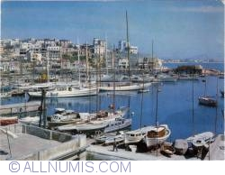 Piraeus - View on the harbour