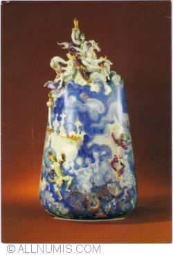 Image #1 of Meissen - Porcelain Manufacture. Collection (Porzellansammlung)