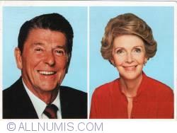 Image #1 of Ronald Reagan and his wife Nancy Reagan