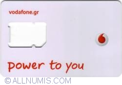 Imaginea #1 a Vodafone - Power to you - without SIM