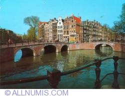 Image #1 of Amsterdam - Bridges at Leidsegracht & Keizersgracht