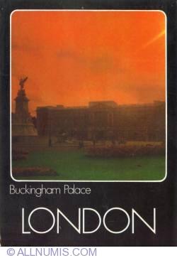 Image #1 of London-L14-Buckingham Palace 1989