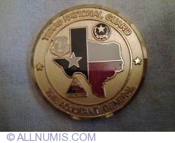Adjutant General - Texas National Guard