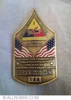 Imaginea #1 a Warrior Ethos - Iron 7