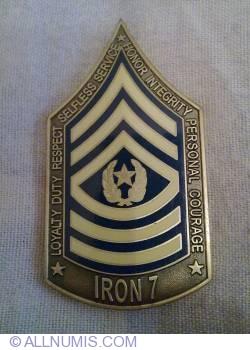 Imaginea #2 a Warrior Ethos - Iron 7