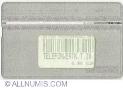 Image #2 of Telefonwertkarte - 7,28 Euro
