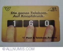 Image #1 of Telekom 160 Service: Die ganze Telekom. Auf Knopfdruck