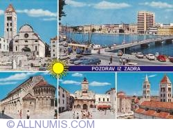 Image #1 of Zadar - Greeting from the city