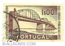 Image #1 of 1 $-Maréchal Carmona bridge-1952