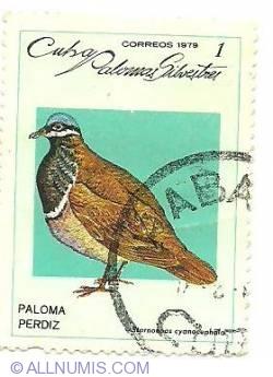 Image #1 of 1 centavo 1979 - Paloma Perdiz
