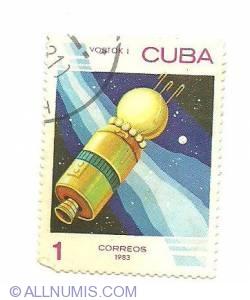 Image #1 of 1¢ 1983 - Vostoc I