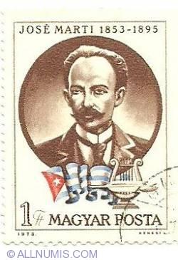 1 Ft 1973 - Jose Marti 1853-1893