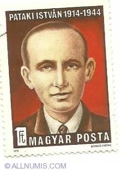 1 Ft 1974 - Pataki Istvan 1914-1944