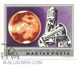 Image #1 of 1 Ft 1974 - Felvetel a marsrol , mi palomar
