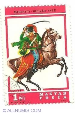 Image #1 of 1 Ft 1978 - Baranyay Huszar 1762