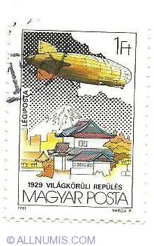 Imaginea #1 a 1 Ft 1981 - Vilagkoruli Repules 1929