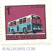 Imaginea #1 a 1 Ft - Autobusz Iskolai Takarekbelyeg