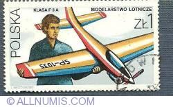 1 Zloty - Modelarstwo lotnicze klasa F3A