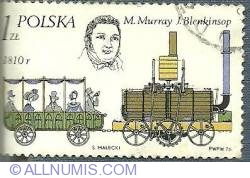 1 Zloty - M.Murray i J.Blenkinsop 1810r.