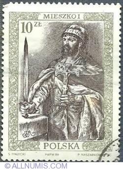 Image #1 of 10 zl - Mieszko I