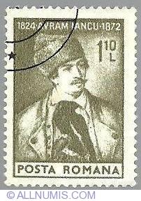 Imaginea #1 a 1.10 lei -Avram Iancu (1824-1872)