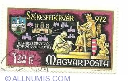 Imaginea #1 a 1.20 Ft 1972 - Szekesfehervar 972-1972