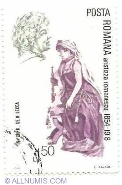 1.50 Lei 1983 - Aristizza Romanescu (1854-1918)