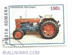 Image #1 of 1.50 lei 1985 - universal 650 super