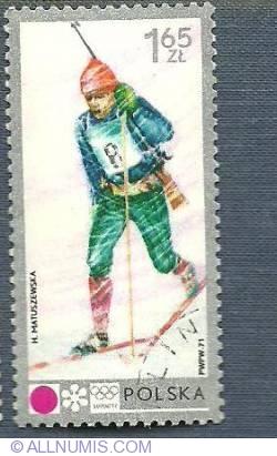 Image #1 of 1.65 zl-Winter Biathlon-1971