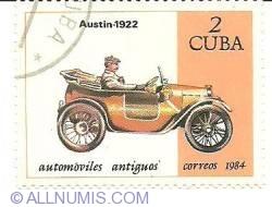 Image #1 of 2 centavos 1984 - Austin 1922
