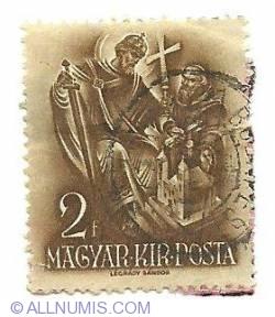 Imaginea #1 a 2 f - Magyar Posta