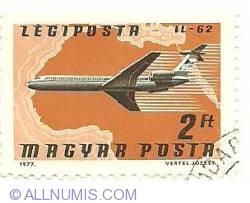 Imaginea #1 a 2 Ft 1977 - IL-62