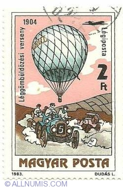 Imaginea #1 a 2 Ft 1983 - Leggombuldozesi verseny Legiposta