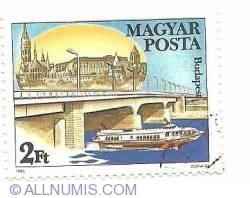 Imaginea #1 a 2 Ft 1985 - Budapest