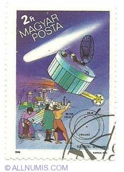 Image #1 of 2 Ft 1986 - Magyar Posta