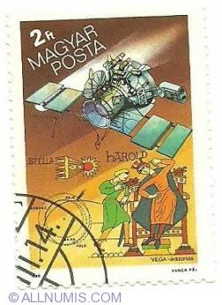 Imaginea #1 a 2 Ft 1986 - Magyar Posta