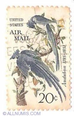 Image #1 of 20¢ Audubon 1785-1851 1967