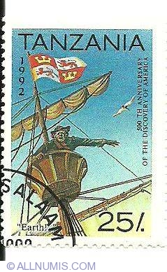 Image #1 of 25/. 1992 - 500 th anniversary of the discovery of america