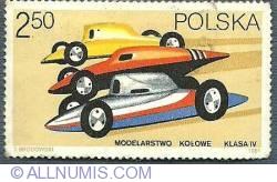 2.50 Zloty - ko³owe klasa IV - 1981
