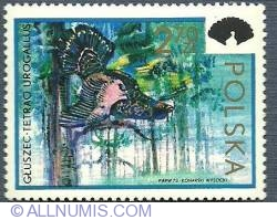 Image #1 of 2.70 zl - The Western Capercaillie