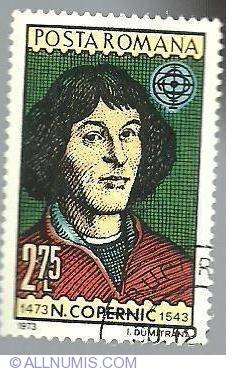 Imaginea #1 a 2.75 lei 1973 - N Copernic (1473-1543)