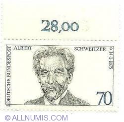 Image #1 of 70 1975 - Albert Schweitzer 14.1.1875