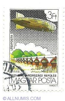 Imaginea #1 a 3 Ft 1981 - Magyarorszagi Repules