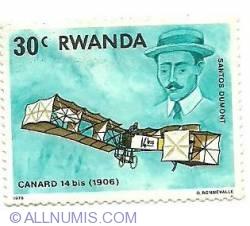 Image #1 of 30 C 1976 - Canard 14 bis (1906)